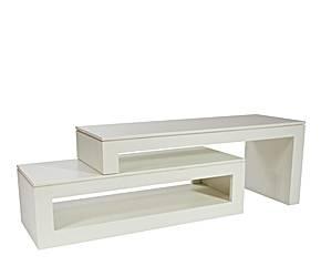 Mueble para TV en madera de hevea