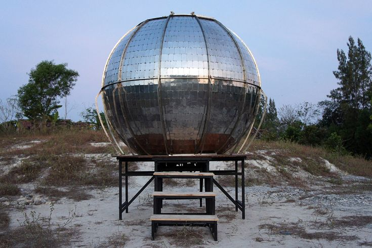 observatories of the self by sara nuytemans reflect human existence