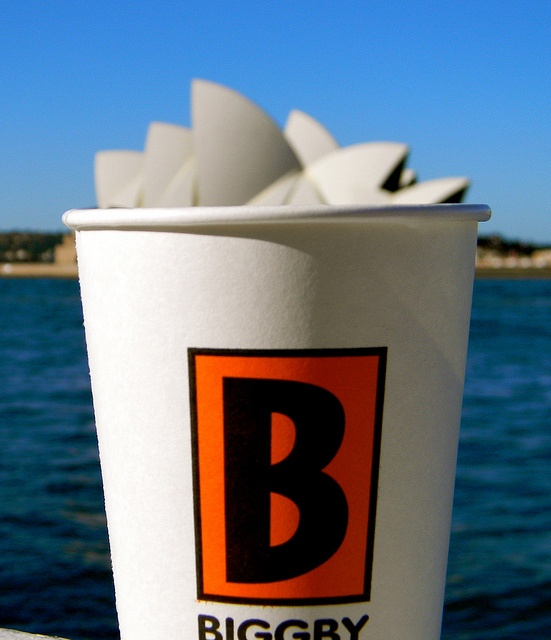 The BIGGBY COFFEE 2011 photo contest winner!