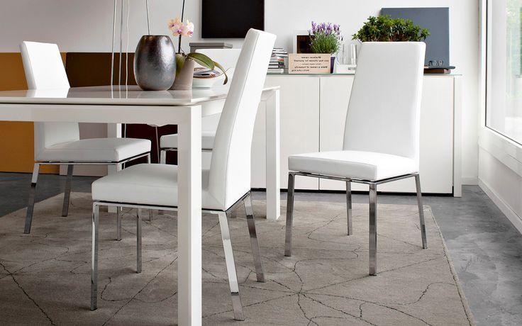 Sedie knoll ~ 109 best sedie moderne images on pinterest dining room metal