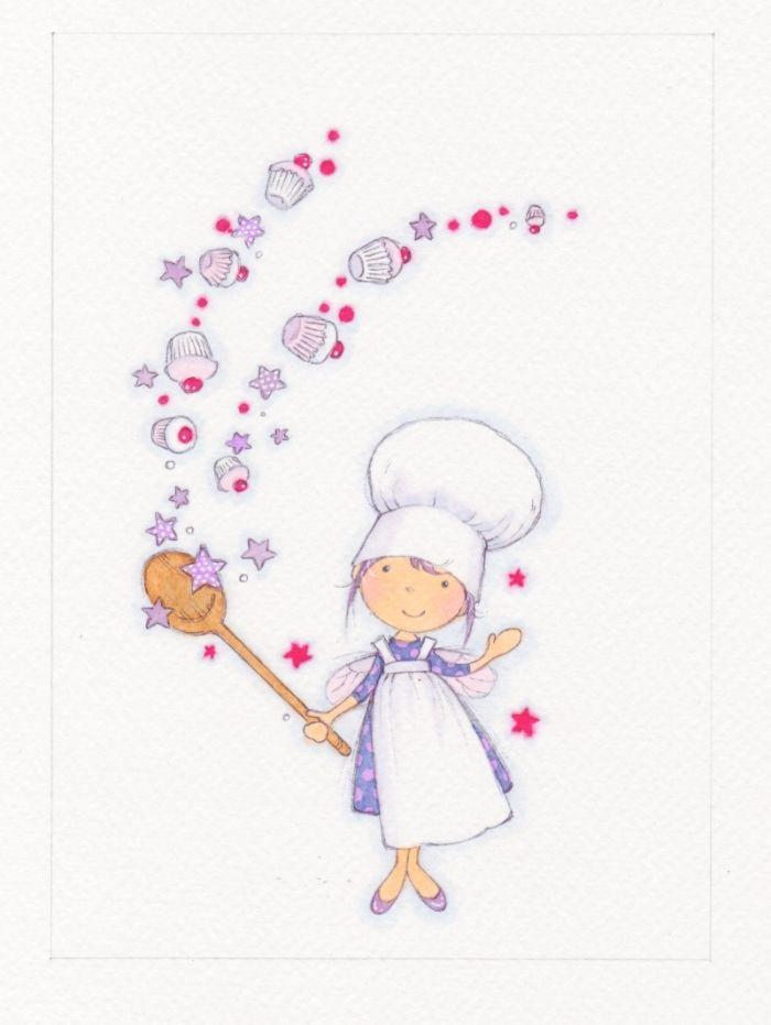 Annabel Spenceley - Fairy Cakes 1