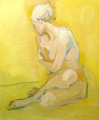 ➳  Beautiful Abstract by Kate Long Stevenson. I love the way she captures the female form!