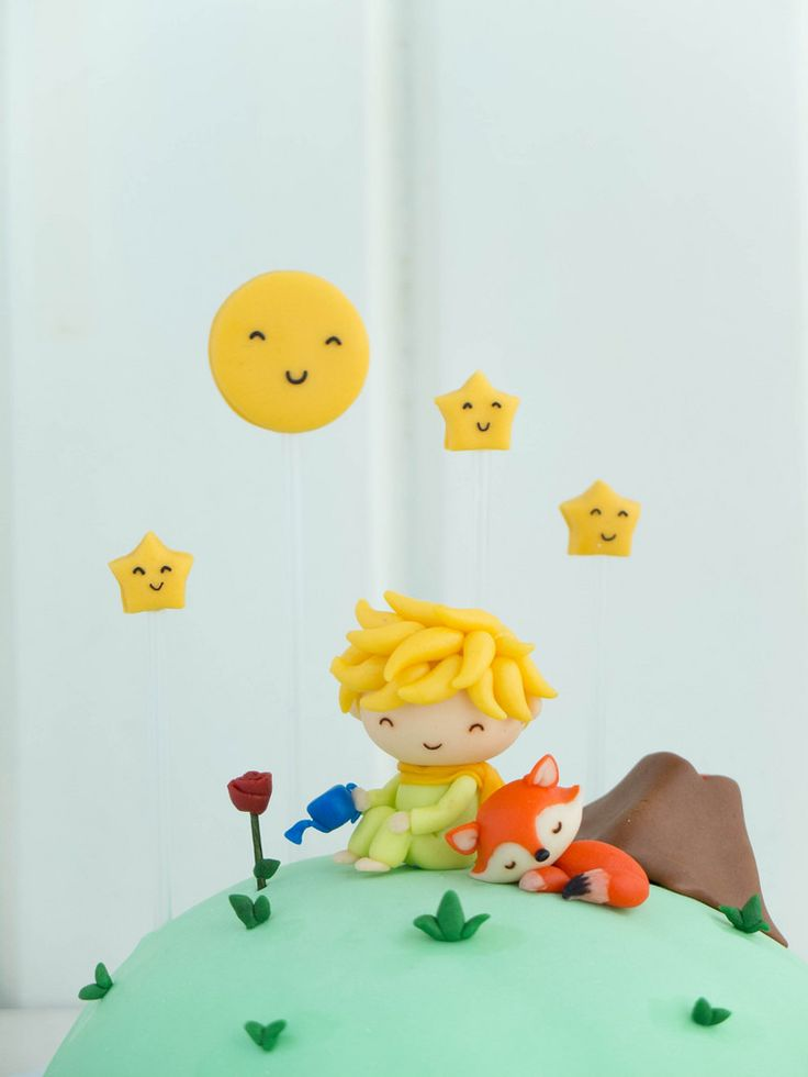 The Cake Studio | Character Cakes | The Little Prince | TRP Cake Studio