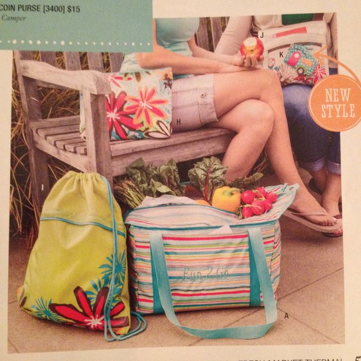 Thirty-One Sunny Stripe & Daisy Craze! Summer 2014  www.mythirtyone.com/katieturner31