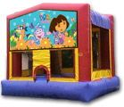Where to rent GAME INFLATABLE PANEL DORA in Mentor OH, Cleveland Heights OH, Euclid OH, Parma OH, Northeast Ohio, & the Greater Cleveland area