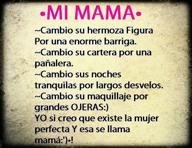 17 Best Ideas About Frases Para Mama On Pinterest