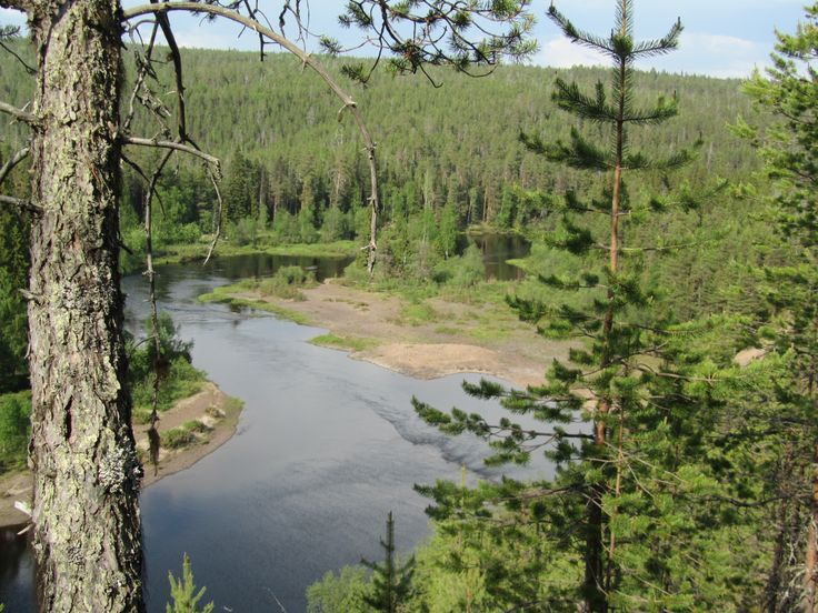 Oulanka River