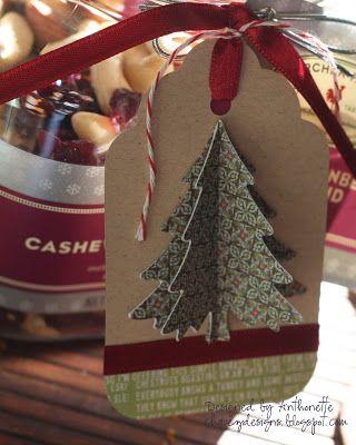 Anthonette - Christmas tag