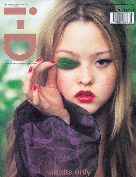 Devon Aioki // i-D Magazine