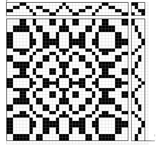 4 Block profile draft http://voynichimagery.files.wordpress.com/2012/12/weaving-pattern-thread-and-treddle.jpg