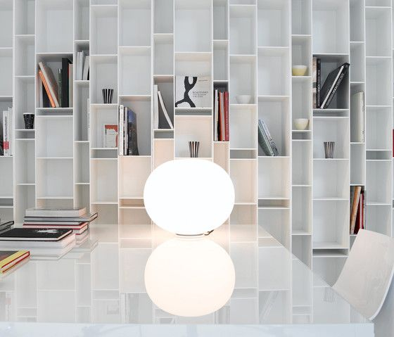 Shelving Systems | Storage Shelving | Random | MDF Italia. Check It Out On
