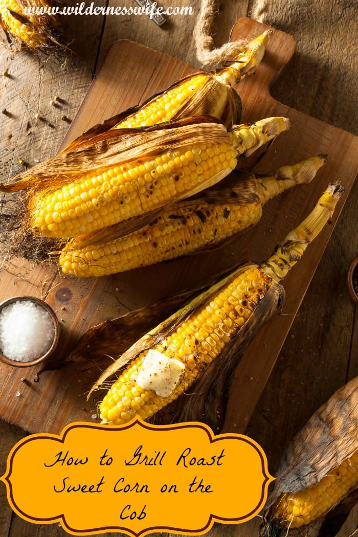 005000A Tale of Two Grill Roasted Sweet Corn Recipes Our whole family loves  sweet corn and summer is definitely the season when…