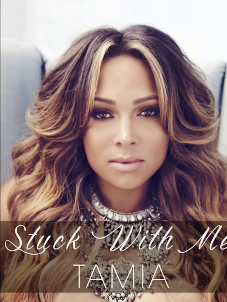 Where Reality & Fantasy Get Confused : (Music) Tamia~ Stuck With Me