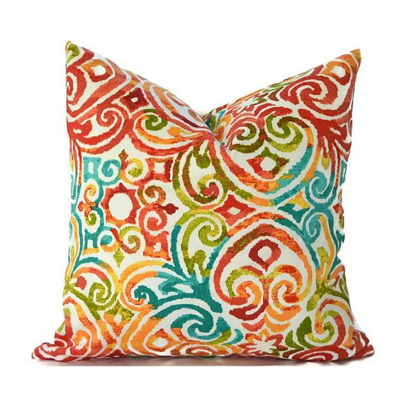 Designer Pillow Covers Decorative Pillows To Brighten Every Room Outdoor Pillow Covers To Add Colo Outdoor Pillow Covers Designer Throw Pillows Pillow Covers