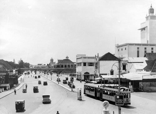 Old Surabaya