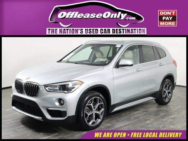 2019 Bmw X1 Sdrive28i Fwd Off Lease Only 2019 Bmw X1 Sdrive28i Fwd Intercooled Turbo Premium Unleaded I 4 In 2021 Bmw Trucks For Sale Fwd
