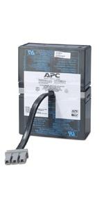 APC Backup-UPS Replacement Batteries (RBC33)