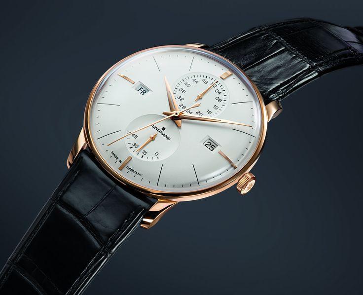 JUNGHANS Meister Agenda - Seit 1936 steht das Prädikat Meister für den klassischen Uhrenbau bei Junghans. Dieser Tradition folgend entstehen die heutigen Meister Uhren durch Leidenschaft für Präzision und ausgeprägtes Qualitätsbewusstsein.