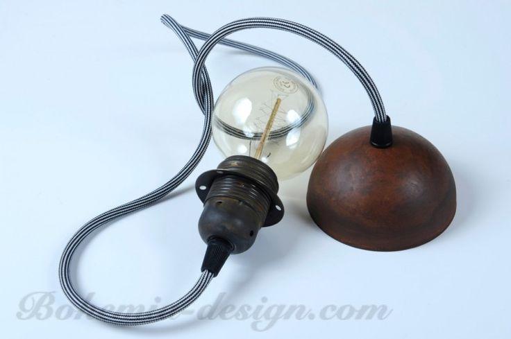 Retro žárovky Edison E27 a E14