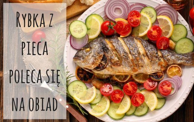 Ryba z pieca razy 3 - poznaj najlepsze przepisy na rybę z pieca