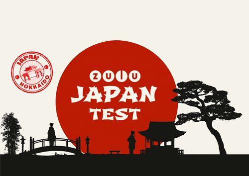 Zulu Japan Test