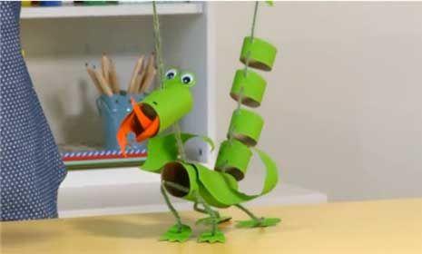 Cómo hacer un muñeco del dragón