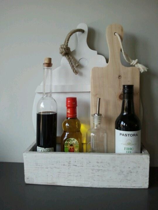 Keuken, opbergen, presentatie