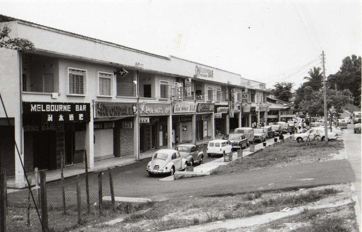 Sembawang Village, Singapore...lived here when I was wee :)