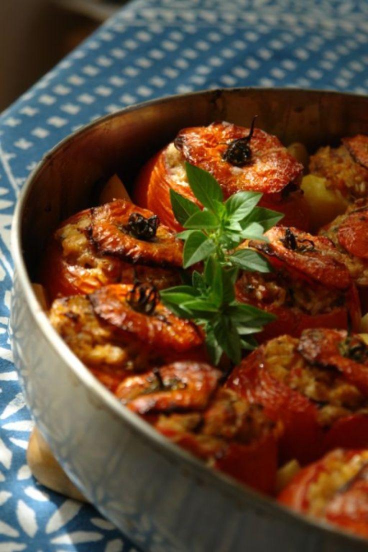 Tips και μυστικά για καλά Γεμιστά, τοπιο νόστιμο καλοκαιρινό Ελληνικό φαγητό