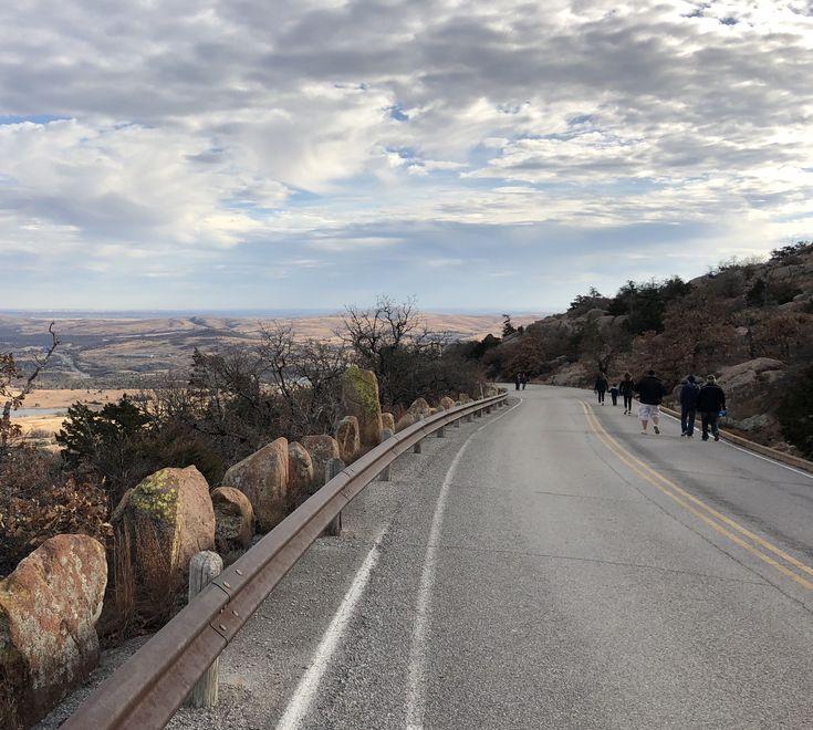 Mt scott road joining the walk jan 2019 wichita