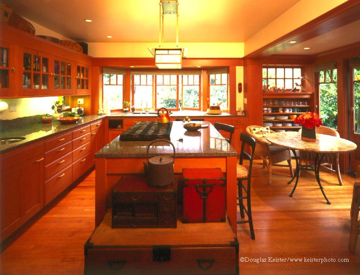 1000 Images About Craftsman Kitchens On Pinterest Stove