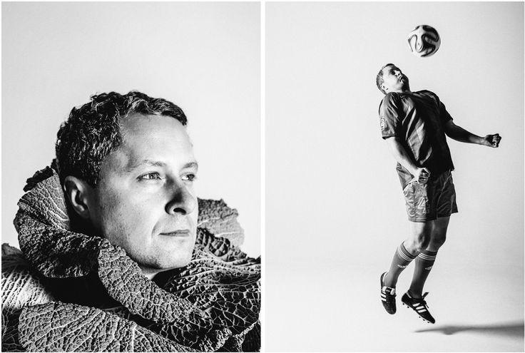 Mona Blank's Portfolio - Portraits
