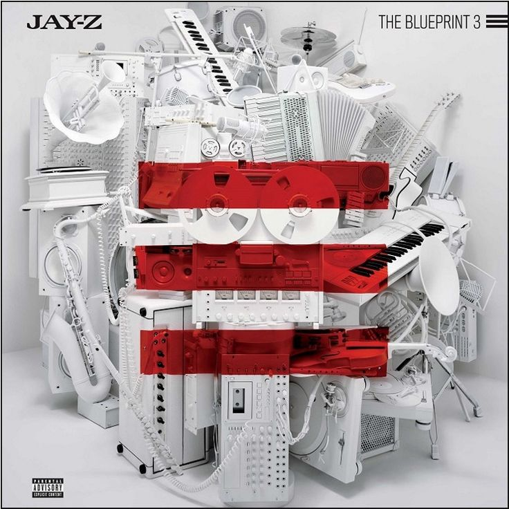 Jay-Z - The Blueprint 3 on 2LP (Awaiting Repress)