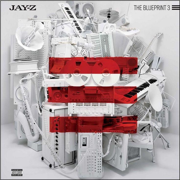 Jay-Z - The Blueprint 3 on 2LP (Awaiting Repress)