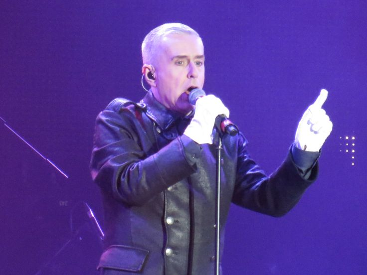 Holly Johnson (Frankie goes to Hollywood) @ Rewind Festival South, Henley-on-Thames, August 2014