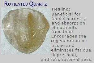 30 Best Images About Rutilated Quartz On Pinterest Anxiety Depression And Healing Stones