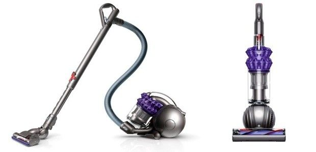 Dyson DC47 and DC50 Animal vacuums shrink in size but not in suction
