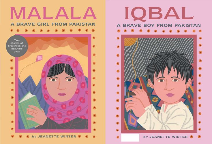 Malala, a Brave Girl From Pakistan / Iqbal, a Brave Boy From Pakistan (2014)
