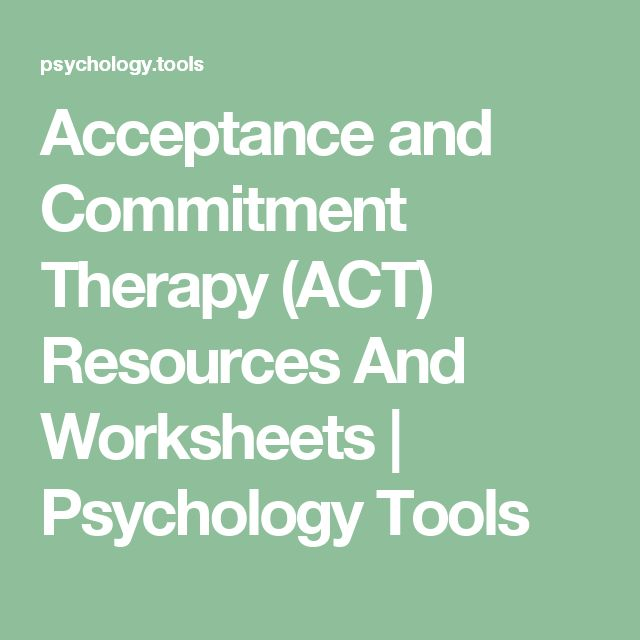 acceptance and commitment therapy essay Acceptance and commitment therapy (act) has well over 100 published randomized controlled trials supporting its efficacy and effectiveness for treating a range of problems of traditional psychology, including anxiety, depression, substance abuse, and chronic pain, among others.