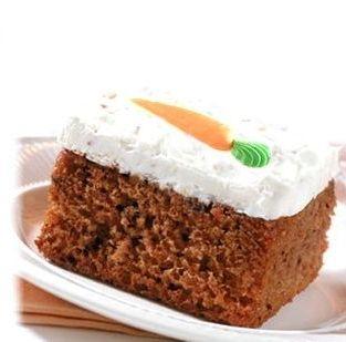 Морковный пирог - рецепт семейного счастья от Осборнов