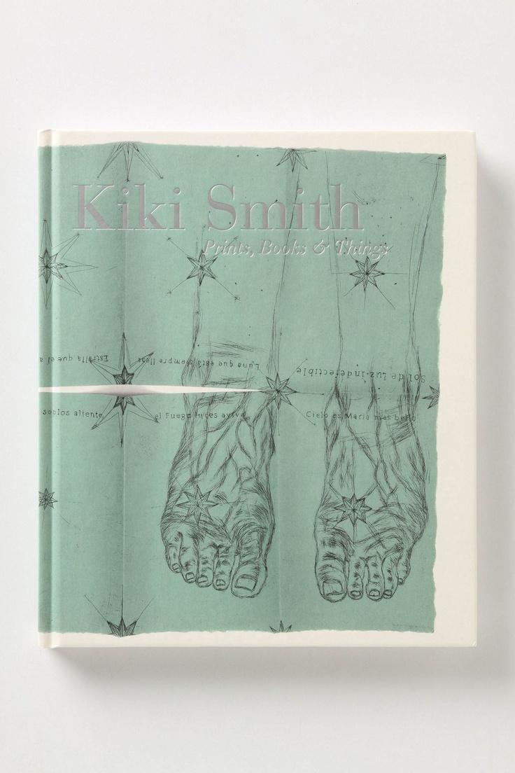 the strange and wonderful kiki smith ... one of my favorite artists.
