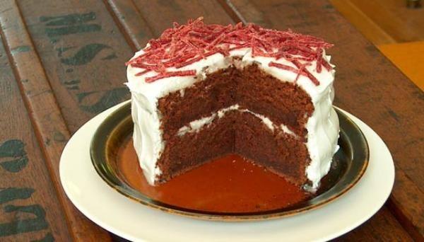 Beetroot Cake   |   African Desserts