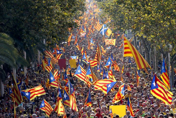 """The View from Catalonia: The Ins and Outs of the Independence Movement - foreignaffairs.com, Carles Boix and J.C. Major, SEPT 11, 2014. """"A referendum would make possible an orderly process of separation, agreed to by Spain and monitored by the international community, which should not cause undue disruption. Not allowing Catalans to express themselves, on the other hand, would create a chronic source of unrest in a part of the world - the south of Europe - that is in serious need of…"""