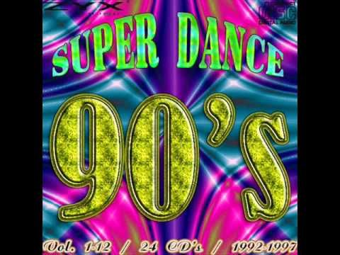 Mc Dawe - Eurodance 90s Megamix 1992 -1997  1