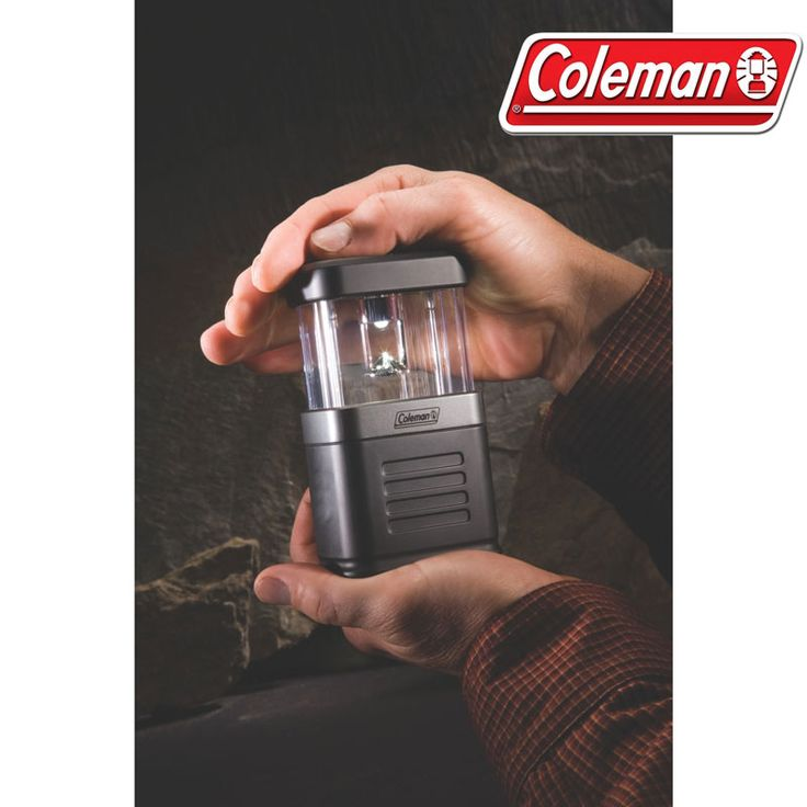 Coleman Pack-Away Lantern - Super Bright And Packs Away Small! 3 Modes - 105…