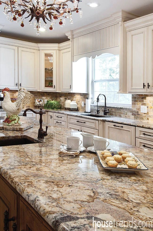 Kitchen Countertop Ideas Country Kitchen Designs Granite