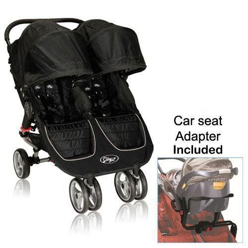 Babies R Us City Mini Double Car Seat Adapter