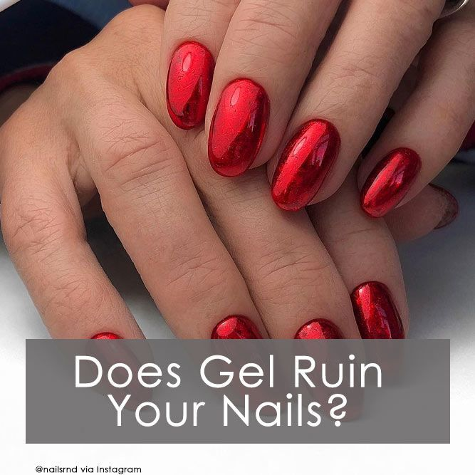 Do You Really Know How To Remove Gel Nails Safely Nails Gel Nail Removal Simple Nails