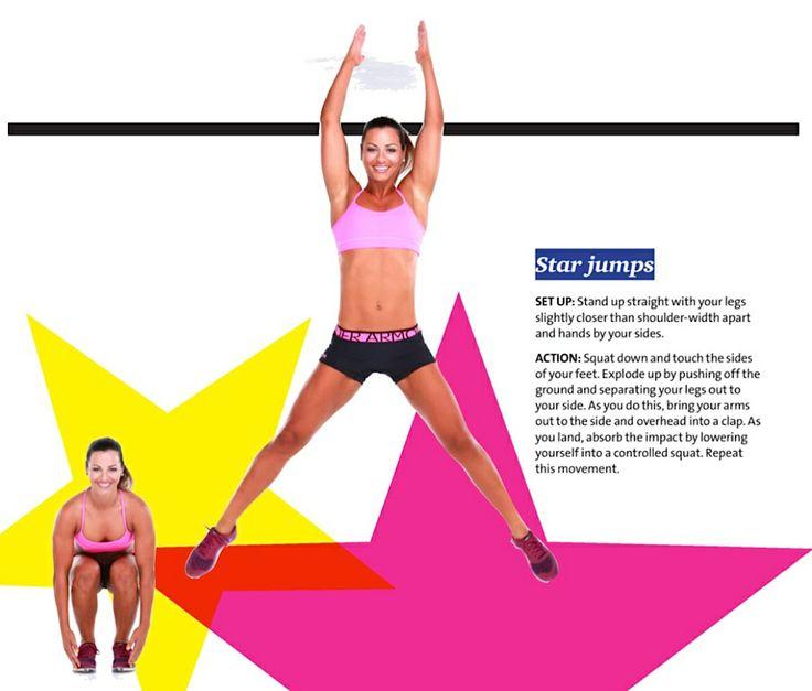 Star jumps