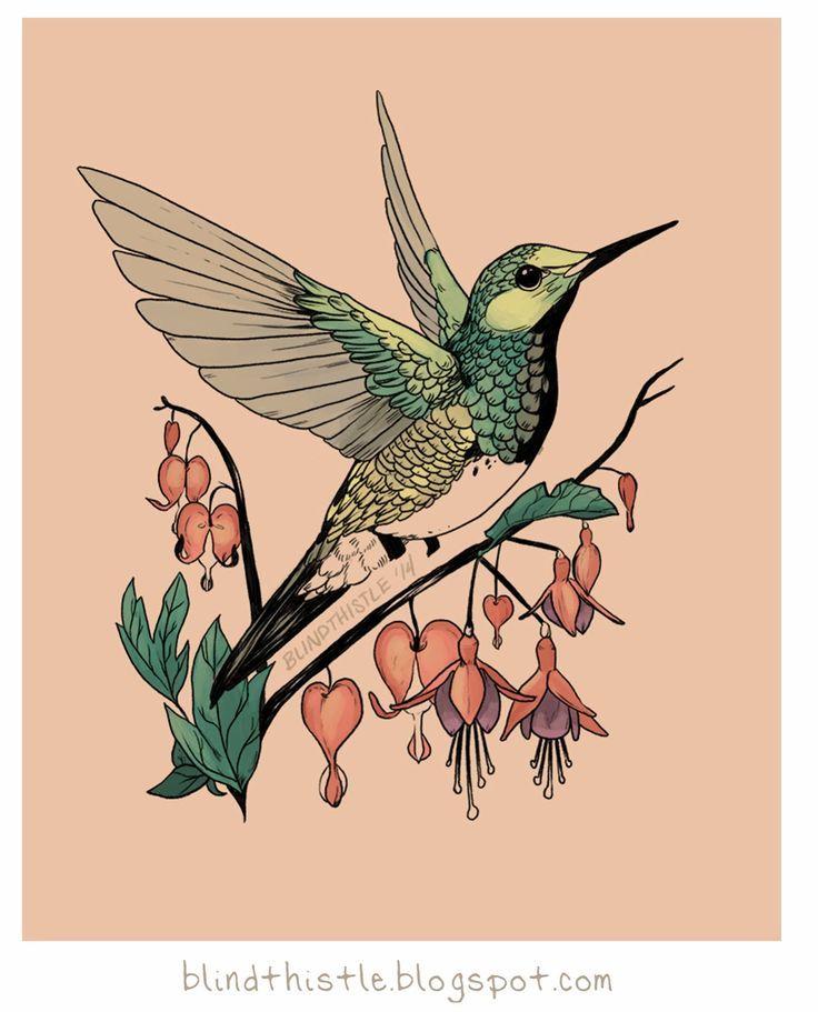 Hummingbird<3 Tattoo idea maybe.